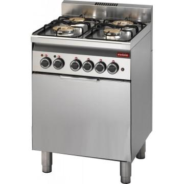 Kuchnia Gazowa Z Piekarnikiem Elektrycznym